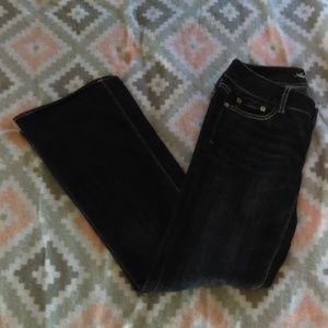 American Eagle Size 4 Artist Stretch Jeans